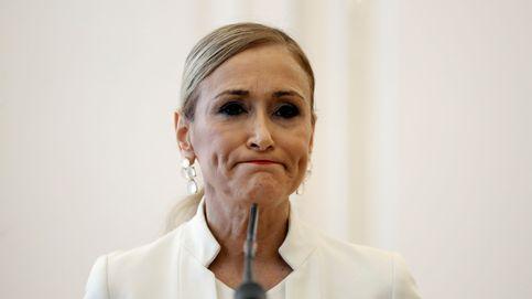 Cristina Cifuentes dimite apuntillada por un vídeo y sin esperar a que se lo pida Rajoy