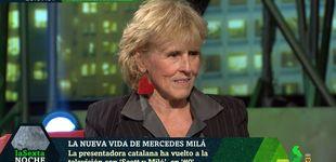Post de Mercedes Milá pone a 'La Sexta Noche' en un compromiso: ha comentado 'SV 2019'