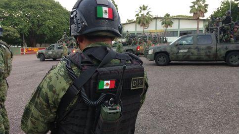 Descubren 58 cadáveres junto a la frontera entre México y Estados Unidos
