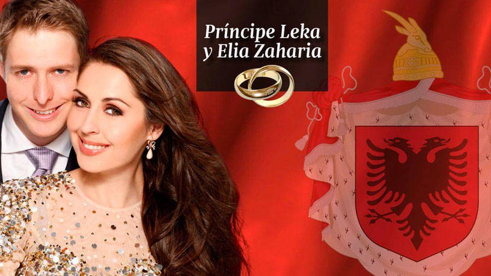 Próxima boda real en Albania con la presencia de la Reina Sofía