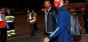 Post de Ramos y Florentino contienen los caballos: otra guerra fría por la renovación del capitán
