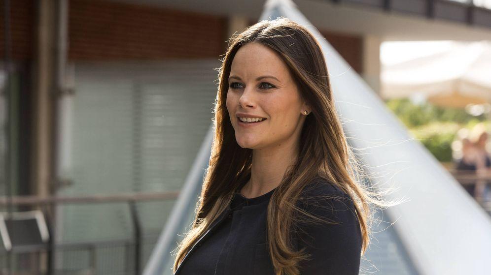Foto: Sofía Hellqvist en una foto de archivo. (Getty)