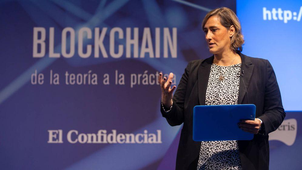 Foto: Foro 'Blockchain, de la teoría a la práctica'.