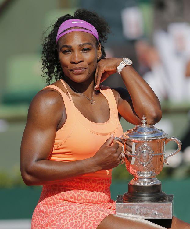 Foto: Serena Williams, en una imagen de archivo (Gtres)