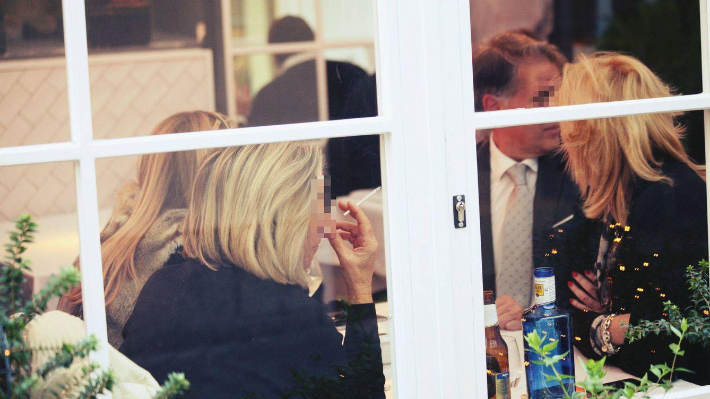 Foto: Unas mujeres en una terraza de un restaurante. (E.V.)