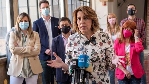 Díaz se presenta a las primarias en Andalucía y pide autocrítica a Ferraz tras el 4-M