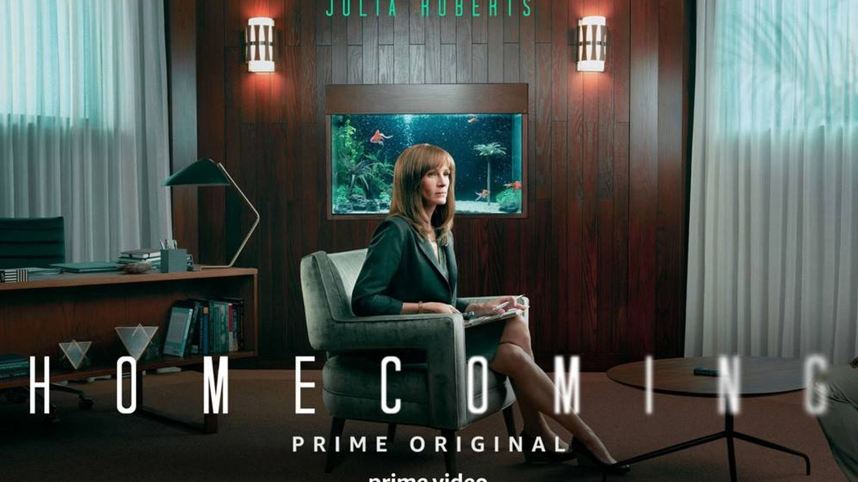 Cartel promocional de 'Homecoming'. (Amazon)