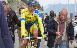 Contador noquea a Froome pero pierde la Dauphiné ante Talansky