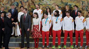 Letizia corporation: el guiño de la Reina al equipo olímpico español