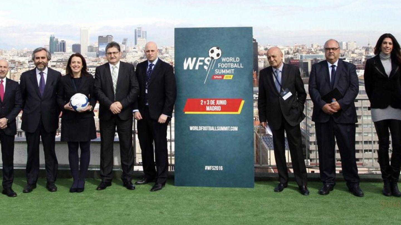 La presentación del primer WFS. (EFE)