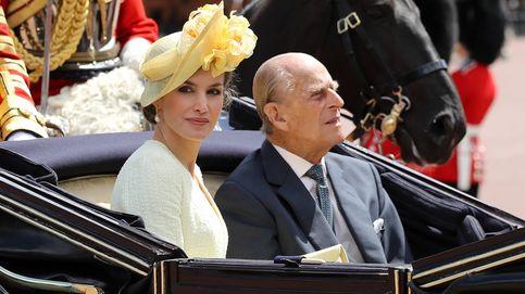 La desconocida estrecha relación entre la reina Letizia y el duque de Edimburgo