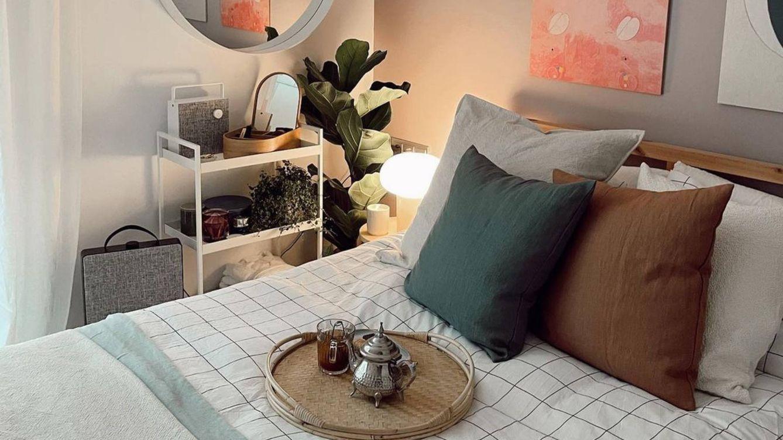 Estos son los consejos de Ikea y la interiorista Ana Noguera para una habitación spa en casa