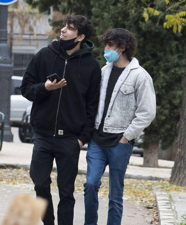 Foto: Los Javis buscan casa en Madrid. (Lagencia Press)