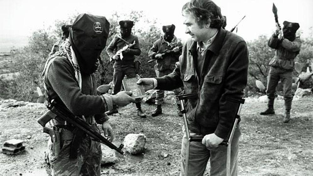Foto: José Antonio Gurriagán conoce a sus verdugos