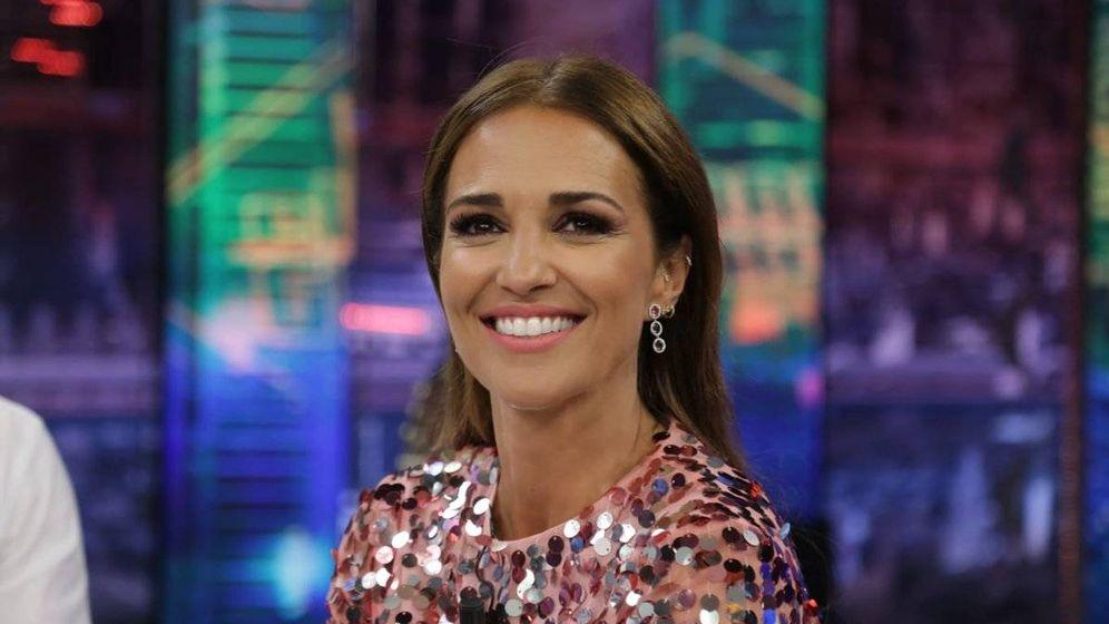 Foto: La pregunta personal de Pablo Motos a Paula Echevarría en 'El hormiguero'. (Antena 3)
