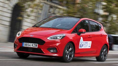 ¿El coche más económico? Ford Fiesta GLP o cómo hacer Madrid-Valencia por 20 euros