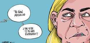 Post de La infanta Cristina se libra de la prisión, ¿y ahora qué?