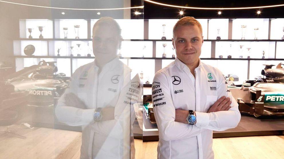 Bottas ficha por Mercedes: buena noticia para Hamilton, no para la F1