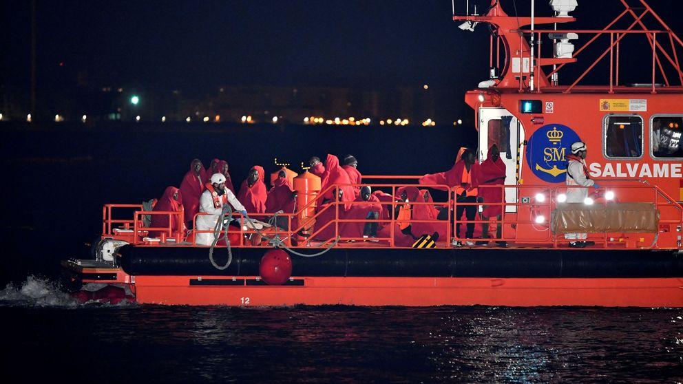Andalucía acogió 500 inmigrantes en 72 horas: el problema más allá del Aquarius