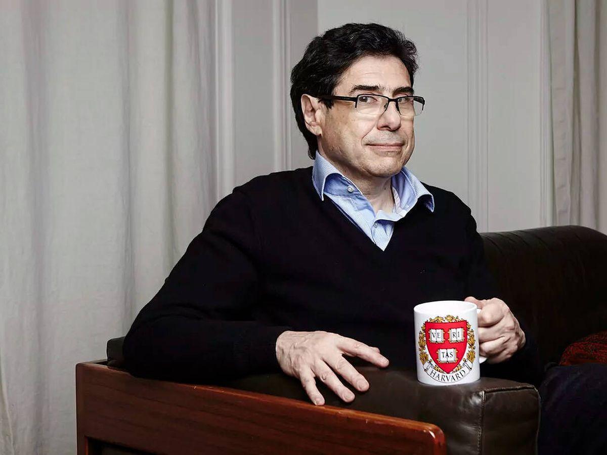 Foto: El economista Philippe Aghion. (Getty)