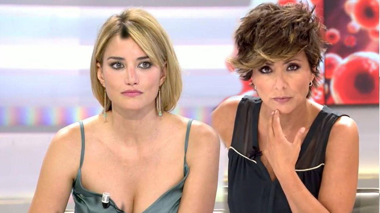 La afilada queja de Alba Carrillo a 'Ya es mediodía' que deja muda a Sonsoles Ónega