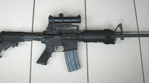 Fusiles y explosivos caseros: el arsenal (legal) que fabricó el tirador de Las Vegas