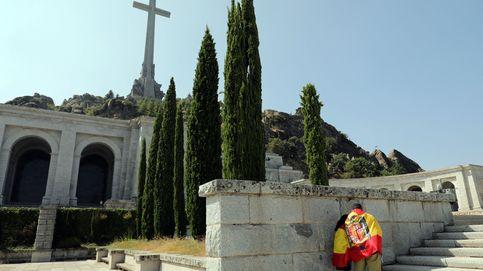 Los monjes que cuidan del Valle  recurren la exhumación de Franco