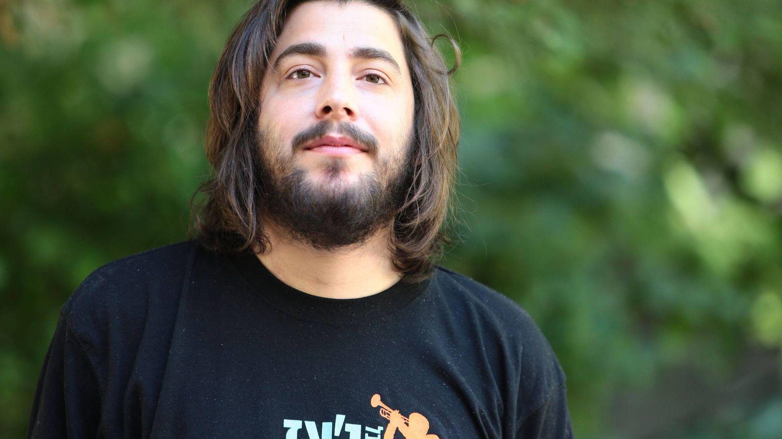 Foto: Salvador Sobral en una imagen de archivo.(CORDON)