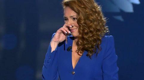 Rocío Carrasco: el difícil momento durante su entrevista que obligó a parar la grabación