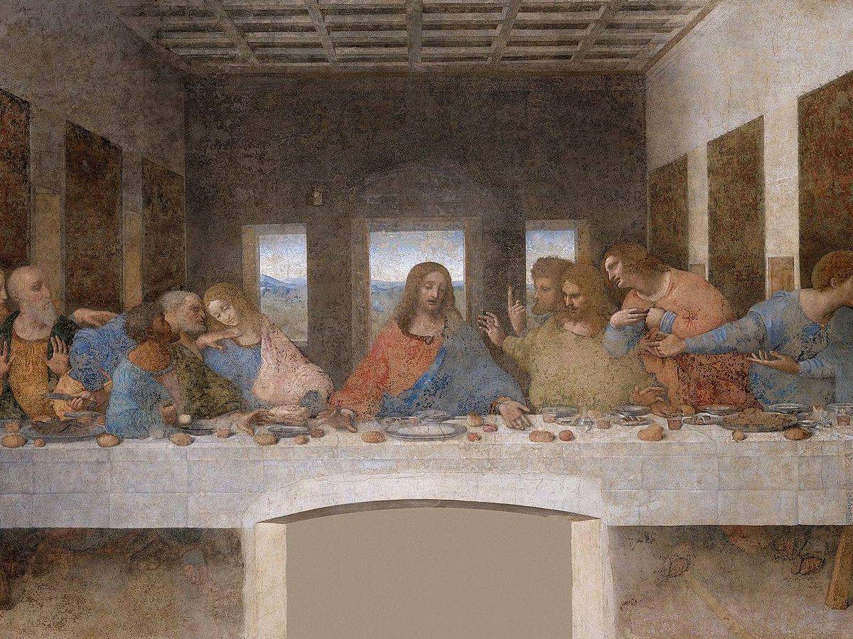 Foto: La representación del artista italiano.