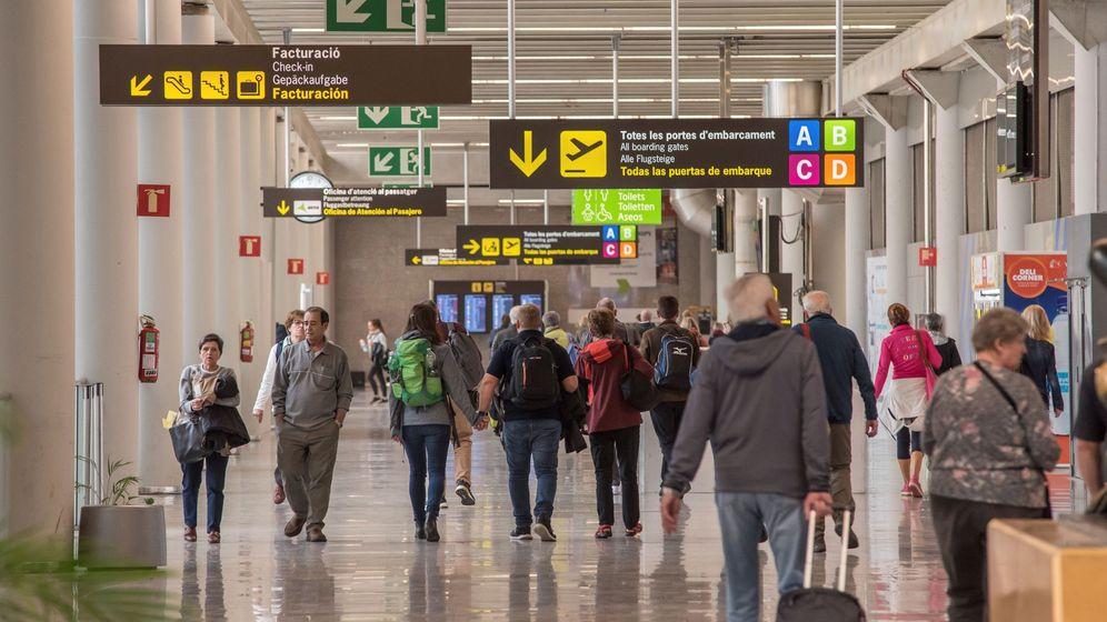 Foto: Los aeropuertos están blindados por el decreto de alarma.