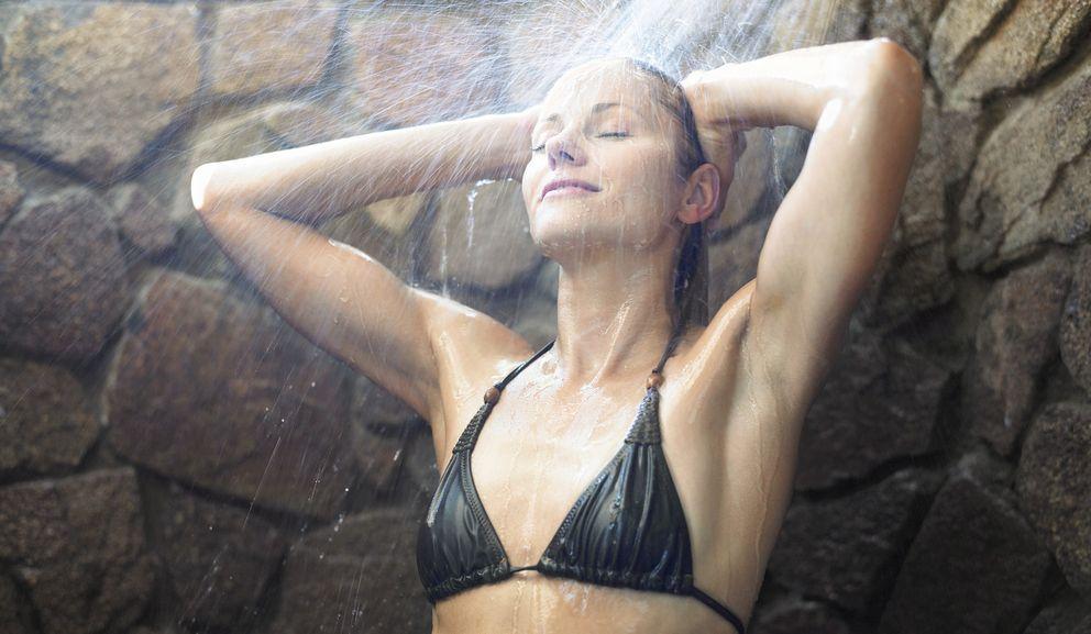 Foto: No hace falta que nos vayamos de vacaciones o recurramos a la medicación para reducir nuestra ansiedad: una buena ducha puede ayudar. (Corbis)