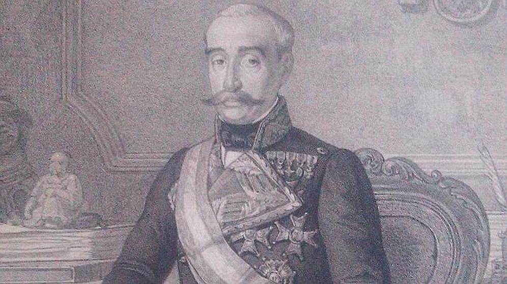 Foto: El general Manuel Crespo.