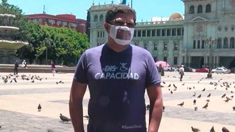 Crean mascarillas inclusivas para que las personas sordas puedan leer los labios