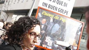 Son los nuestros aunque nos sodomicen en plaza Catalunya