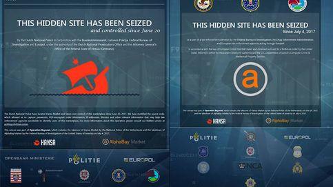 Golpe a la 'dark web': cierran las mayores páginas de venta de drogas del mundo