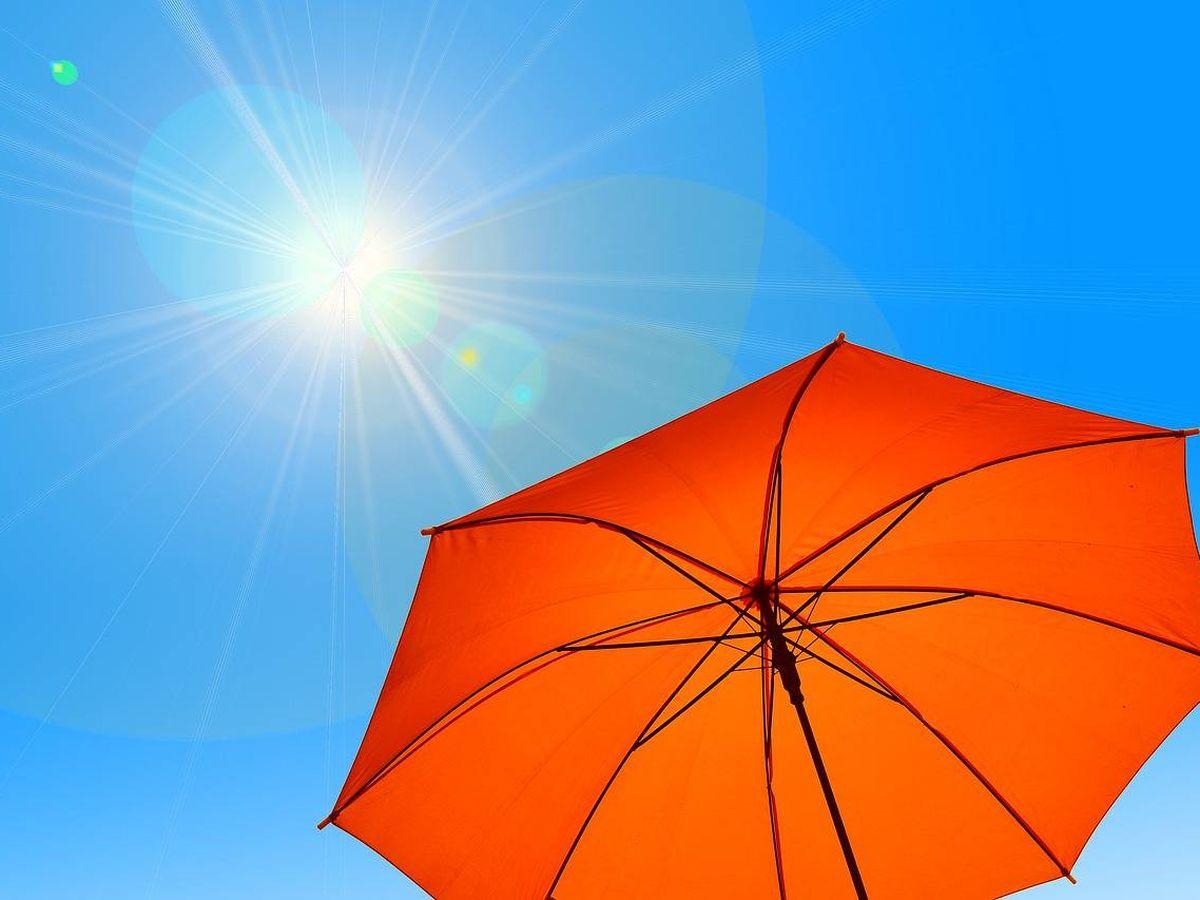 Foto: Cuida tu piel del impacto del sol con la sombrilla adecuada (Foto: Pixabay)
