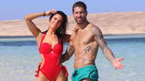 Sergio Ramos y Pilar Rubio, de vacaciones familiares en Saint-Tropez
