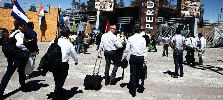 Foto: La minería atrajo inversiones por 24.000 millones de dólares en Perú desde 2008. (EFE)