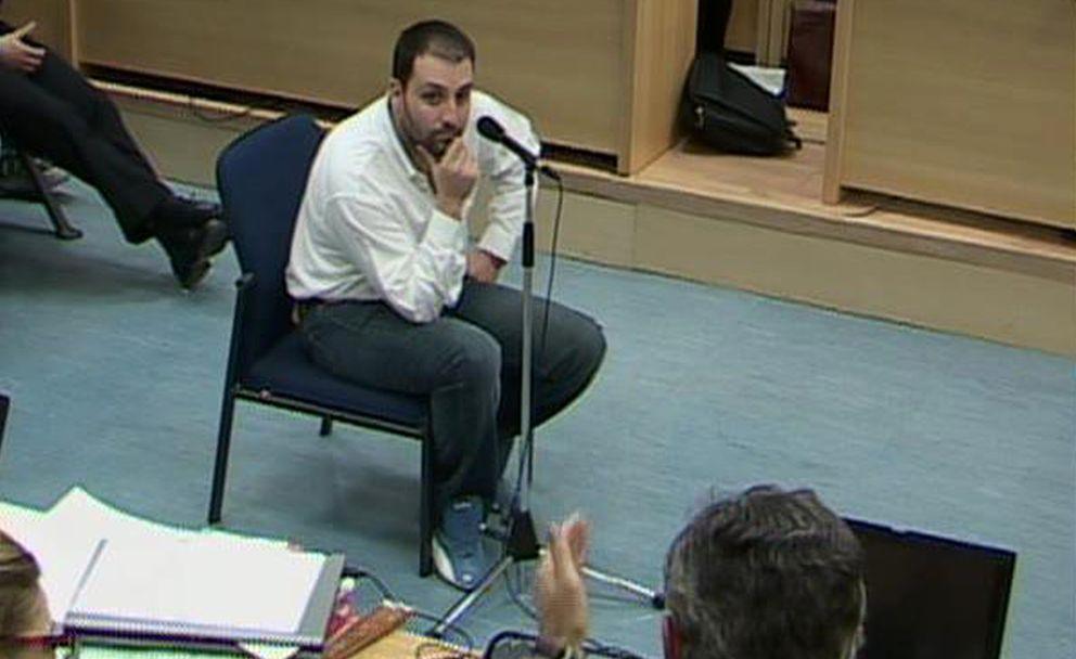 Trashorras, en 2007, ante el tribunal. (Reuters)