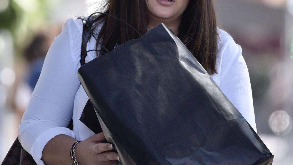 Foto: Rocío Flores en una imagen de archivo. (Cordon Press)