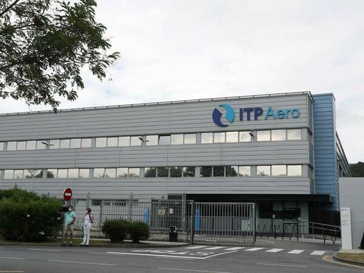 Foto: La sede de la empresa vizcaína de Aero ITP. (EFE)