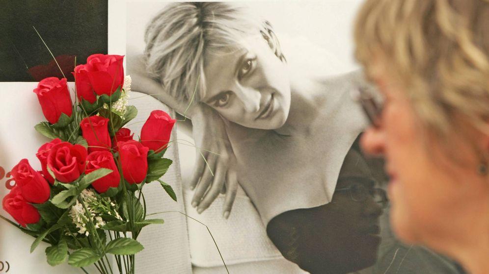 Foto: La princesa Diana, siempre recordada por sus admiradores. (Getty)