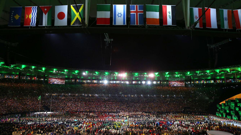 Audiencias de Televisión: La ceremonia inaugural de Río 2016, la de menor  share de la historia en España
