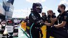 Fórmula 1: insultante pole de Hamilton en Silverstone, Carlos Sainz saldrá séptimo