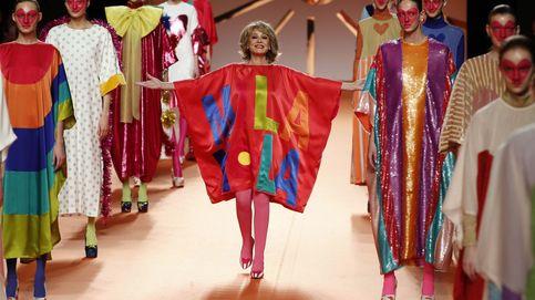 Última hora de la MBFWM: Agatha Ruiz de la Prada y su desfile 'Sálvame Deluxe'