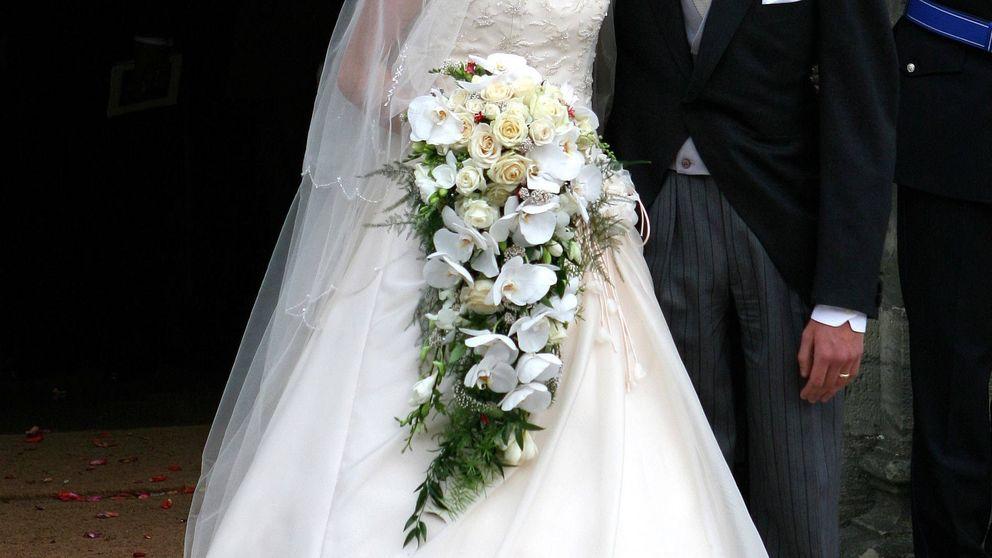 Los 10 años de matrimonio de Louis y Tessy de Luxemburgo en imágenes