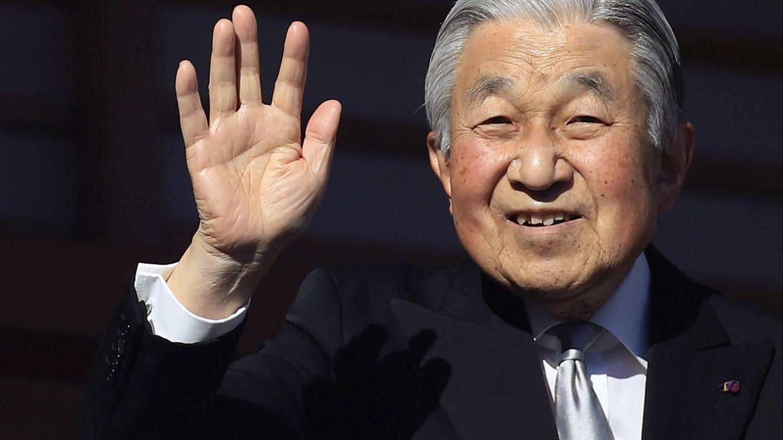 El emperador emérito Akihito. (EFE)