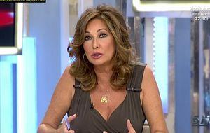 Ana Rosa a 'Cazamariposas': No me saquéis más