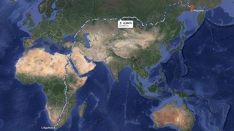 Esta es la distancia más larga que puedes recorrer caminando en la Tierra